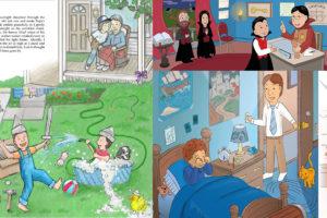 childrens book artwork