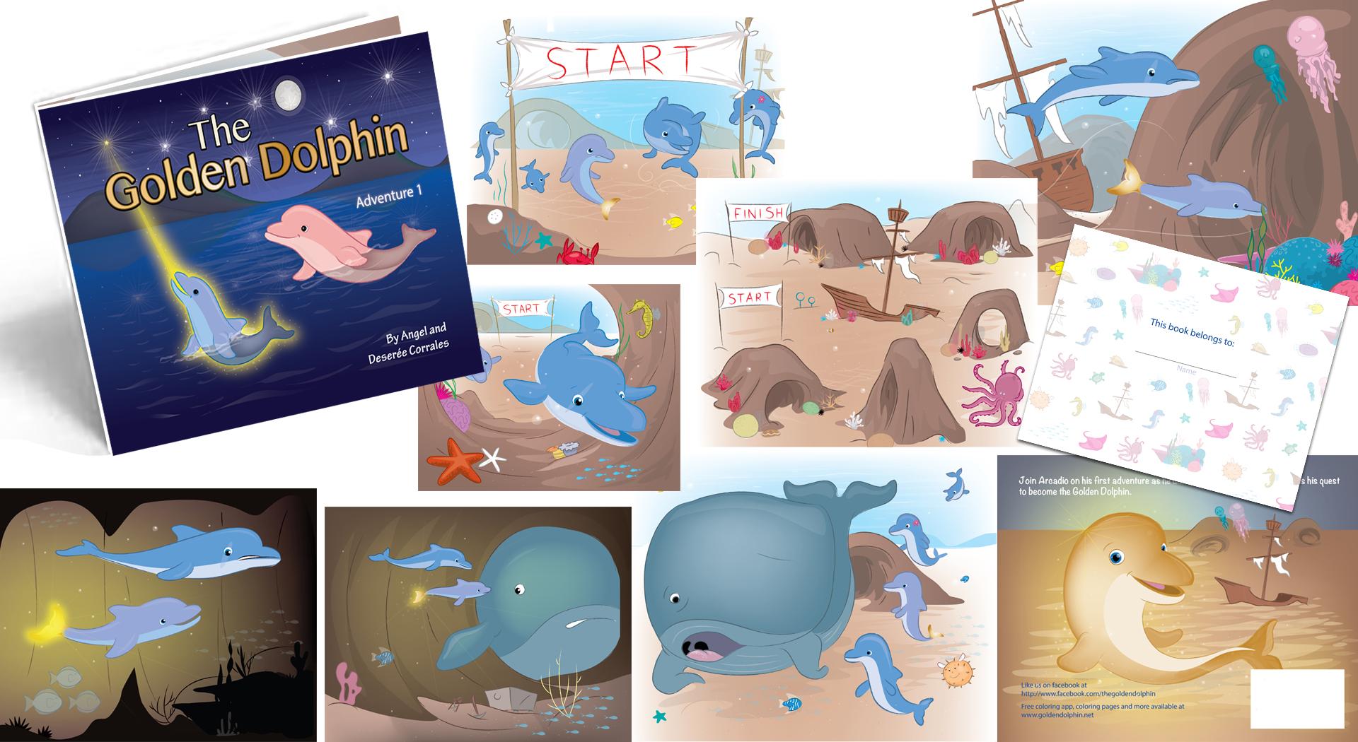 dolphinbook